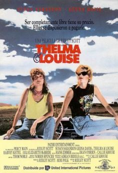 *THELMA & LOUISE ~ Susan Surrandon One of my fave movies.