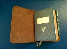 Three journals on their maiden voyage.   Thoughts are fleeting and more often than not forgotten without being made into memories. With th...