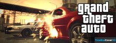 Grand Theft Auto Scene Timeline Cover 850x315 Facebook Covers - Timeline Cover HD