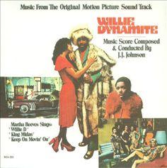 Ce sommet du genre auquel participe Martha Reeves (sans les Vandellas) est aussi convaincant que difficile à dénicher. #JJJohnson #soulfunk #blaxploitation #1974