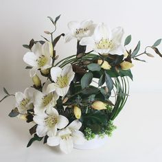 QHY-02 Customized Artificial Flower Arrangement