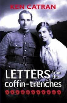 Letters From The Coffin Trenches by Ken Catran. Harry Wainwright is 17, not quite 18, but he can't wait to enlist for the Great War - so instead of going back to boarding school he runs away to war. He does this with the assistance of his sweetheart, Jessica.