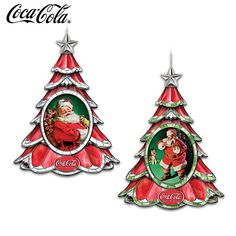 COCA-COLA Holiday Traditions Ornament Collection