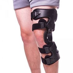 7960d16e9d Amazon.com: BraceAbility OA Knee Brace for Osteoarthritis - Left: Health & Personal  Care