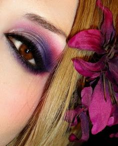 """"""".Bows and Curtseys...Mad About Makeup."""": 7 Deadly Sins Series--*PRIDE*"""