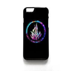Divergent Dauntless Nebula Galaxy For Iphone 4/4S Iphone 5/5S/5C Iphone 6/6S/6S Plus/6 Plus Phone case ZG