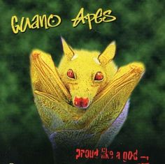 Guano Apes - Proud Like a God. Pinned in honor of one of my favorite holidays -- Guano Island Act Day. Rap Metal, Alternative Metal, Hard Rock, Good Music, My Music, Cool Album Covers, Metal Albums, Best Albums, Kinds Of Music