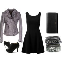 """look night"" by denise-hellwig on Polyvore"