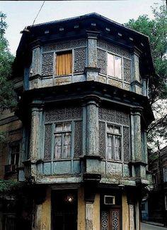 Old Tbilisi, G. Mazniashvili str Georgia