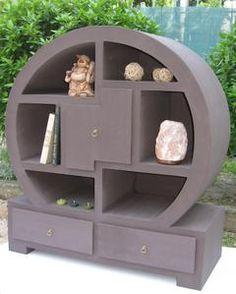 MEUBLE CHINOIS TERMINE ! - meubles en carton marie krtonne