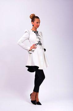 AGATA 2 jacket by lauragalic on Etsy, $229.90