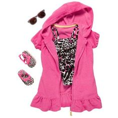 Summer clothes for little princess:)