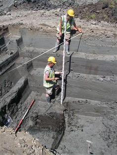 Jean Paul Bakx, archeoloog bij de afdeling Archeologie Delft, heeft met zijn team 10 dagen de bodem Buurtschap Harnas Molen onderzocht.