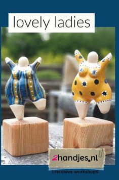Fat Art, Fat Women, Sculpture, Paper Clay, Creative Decor, Ceramic Art, Art Dolls, Creations, Workshop