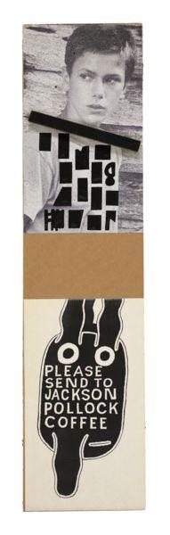 Exhibition - Ray Johnson - Works in Exhibition - Matthew Marks Gallery