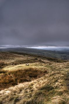 I already miss being here :( One day I will go and never leave.  -Peak District.