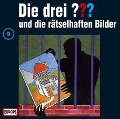 """Die drei Fragezeichen 9: Die rätselhaften Bilder (German audio drama based on """"The Three Detectives"""")"""