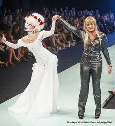 MFW 2014: Viviana Gabeiras thrills the audience with her fashion presentation!