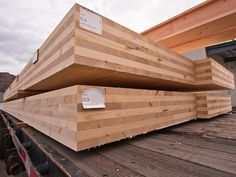 Cross Laminated Timber (CLT)