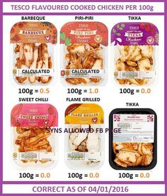 Joyce Iredale - Posting some foods that you can take into work for. Slimming World Shopping List, Slimming World Syns List, Slimming World Lunch Ideas, Slimming World Syn Values, Slimming World Treats, Slimming World Dinners, Slimming World Recipes Syn Free, Slimming Eats, Syn Free Food
