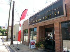 Okanagan Spirits,  Vernon, BC, Canada