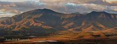Vista desde el cerro hacia El Carnero, Salamá, Baja Verapaz  Fotografía por Juan José Raymundo