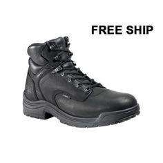 e529a5f15c76 Timberland PRO 26061 Mens TiTAN 6-Inch Soft Toe Boots http   www