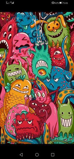 Graffiti Wallpaper Iphone, Cartoon Wallpaper Hd, Samsung Galaxy Wallpaper, Aesthetic Iphone Wallpaper, Disney Wallpaper, Wallpaper Free, Crazy Wallpaper, Pop Art Wallpaper, Latest Wallpaper