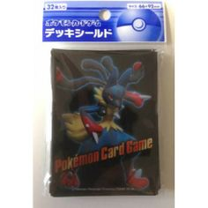 Pokemon Center 2014 XY#3 Rising Fist Mega Lucario Set Of 32 Deck Sleeves