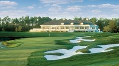TPC Golf Course is a 5-star course located just south of Myrtle Beach along the Waccamaw Golf Trail.