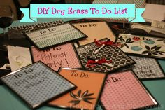 Pinterest Party Craft - simple but cute and functional!