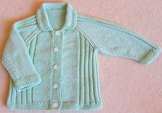 Tichiro - knits and cats · 1959 Baby Jacket