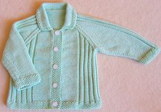 Ravelry: 1959 baby jacket freevpattern by Tina Hees