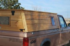 The Dog House A New Truck Topper