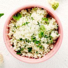 Helppo kukkakaaliriisi | K-ruoka #kaali