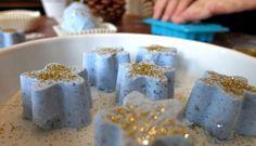 exploribox-Weihnachtsgeschenk: Sprudelnde Badepralinen ganz einfach selbstgemacht