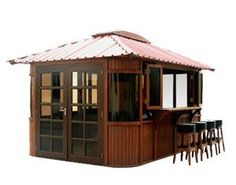 jacuzzi gazebo - Google Search