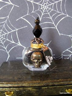 Mini Poison Bottle