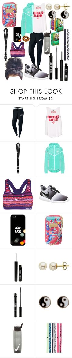 """Girl Scout cookie run"" by xo-arissa-xo ❤ liked on Polyvore featuring NIKE, Casetify, Lilly Pulitzer, Lord & Berry, Lord & Taylor, Accessorize, women's clothing, women, female and woman"