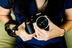 vintage and funky photos--the diana lens for dslr. get a toy camera look with your awesome camera!