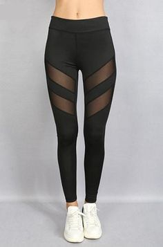 Finally, a pair of mesh front leggings that work! I love these Freedom Workout Leggings from Crop Top And Leggings, Leggings Sale, Cheap Leggings, Printed Leggings, Looks Academia, Estilo Fitness, Gothic Leggings, Camouflage Leggings, Moda Fitness