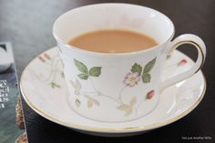 Wedgewood tea time.