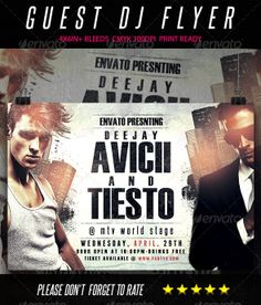 41 best parties and club flyer templates images on pinterest club