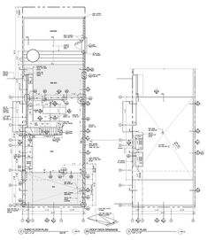 Peter's House,Floor Plans: Third, Roof