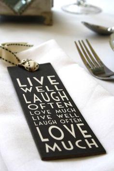 Wedding bookmark favors, cute or corny? | Wedding Ideas ...