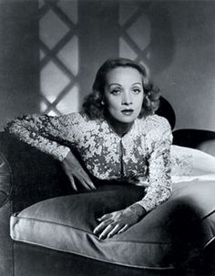 The lighting is spectacular! Marlene Dietrich by Horst P Horst