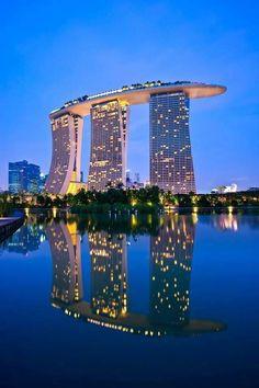 Marina City Park je bývalý park v Singapure, ktorý sa nachádza v meste Marina South