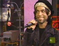 Prince - 1999 MTV Interview