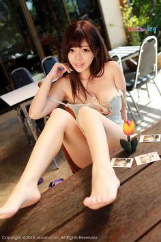 Liu Fei Er - Sexy Cute Photo Shoots 6