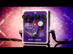 MATRIXSYNTH: New Electro-Harmonix SYNTH9 Synthesizer Machine